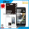 For HTC ONE M7 PN07120,HTL22 ,801e Screen protector high quality