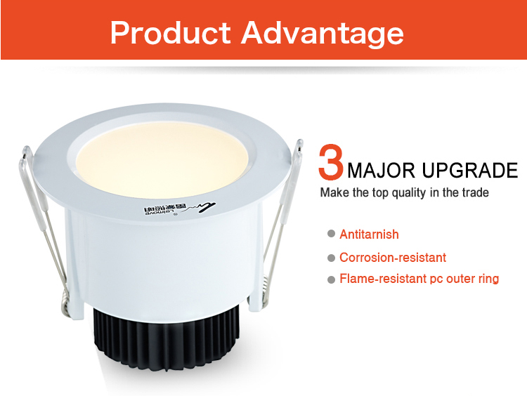 Leimove energy-saving dimmable led downlights surface mounted for wholesale-10