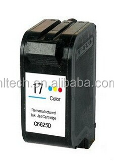 Compatible HP ink cartridge for HP17 (C6625A)