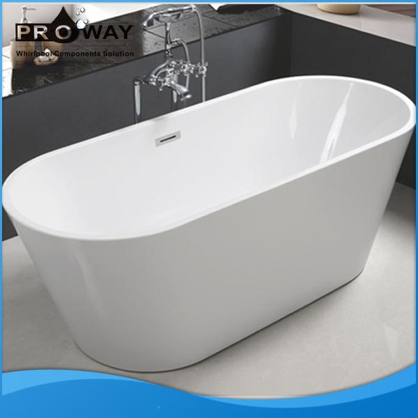 Free Standing Acrylic Bathtubs Bathtub Whirlpool Tub One Person Hot Tub