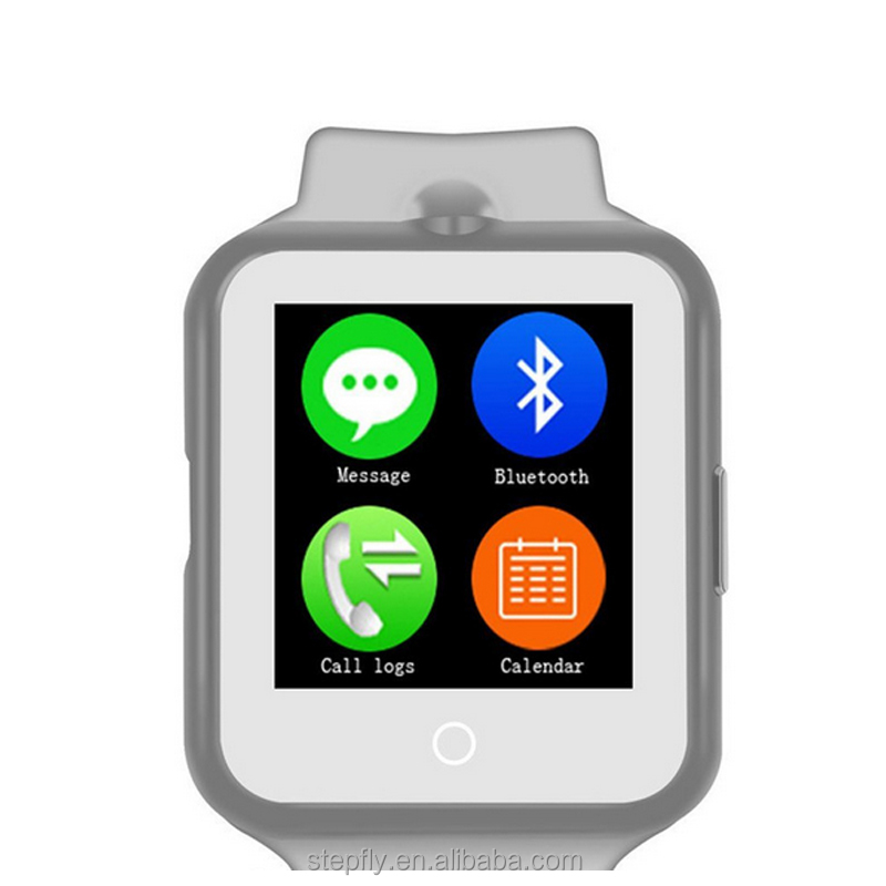 China brand smart watch No.1 D3 1.44 inch touch screen quad band gsm MTK6261 sim card slot smart Phone watch
