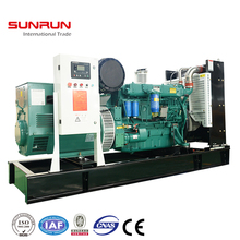 China weichai self running brandstof minder diesel <span class=keywords><strong>generator</strong></span> set 250kva