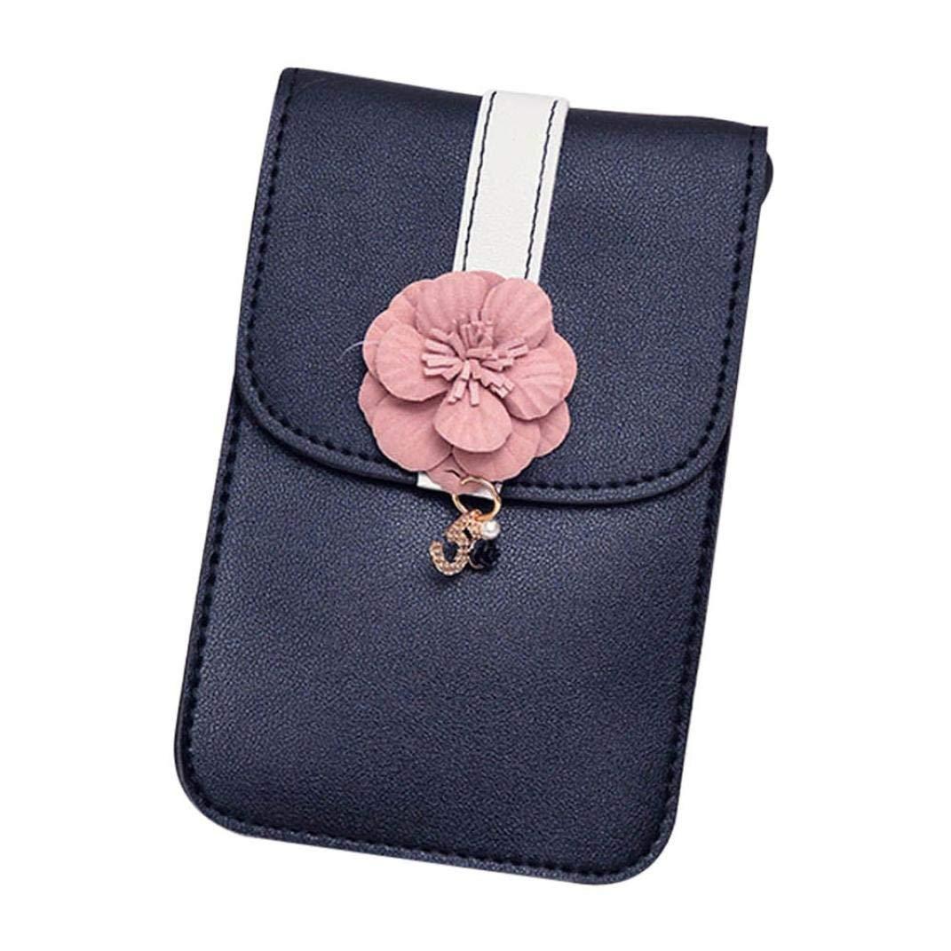 FitfulVan Clearance! Hot sale! Bags, FitfulVan omen Fashion Handbag Flowers Shoulder Bag Small Body Bags (A)