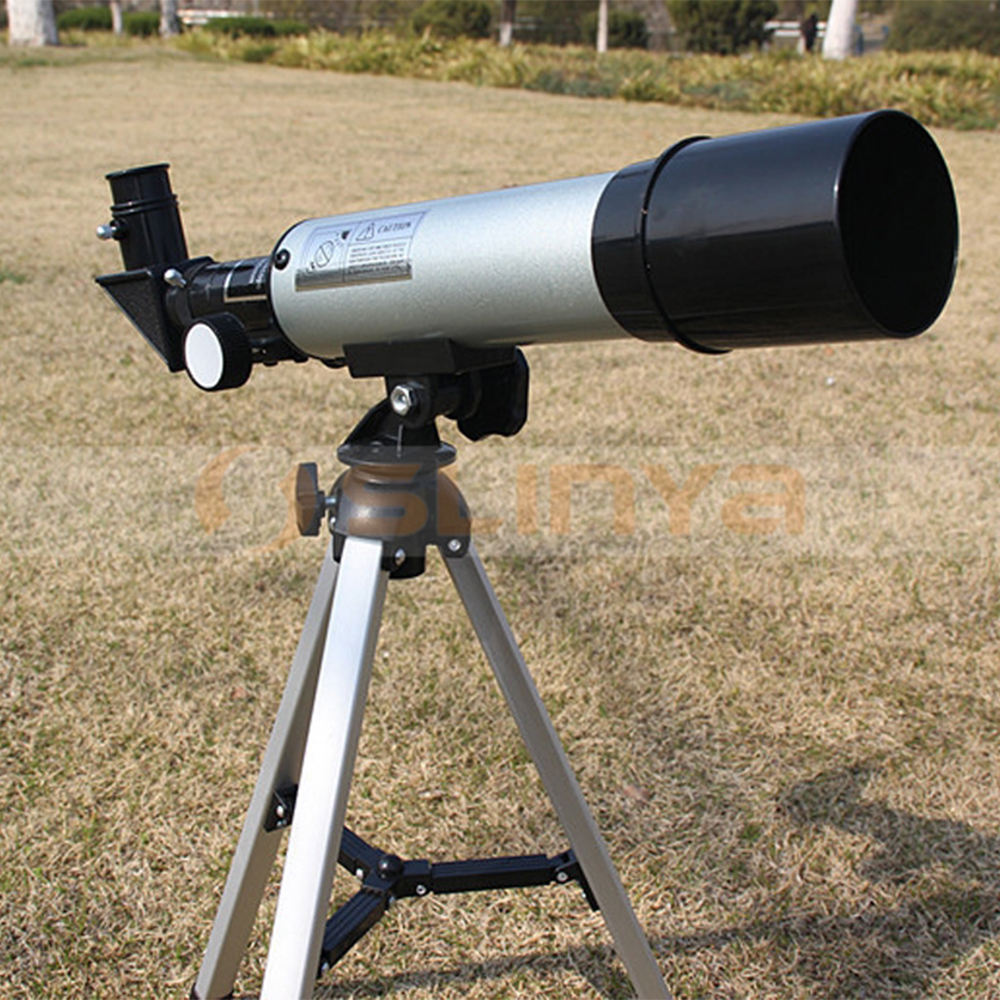360/50mm Astronomical Refractor Monocular Telescope With Tripod
