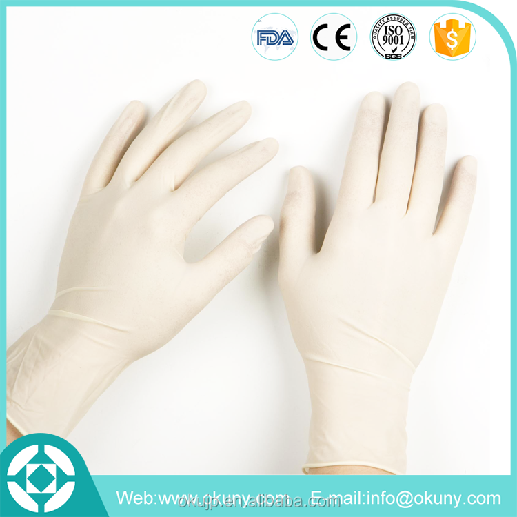 CE approved cheap disposable nitrile safety work gloves