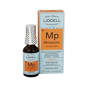 Liddell Homeopathic Menopause Spray - 1 fl oz , Liddell Homeopathic , Homeopathic Remedies, Health & Beauty