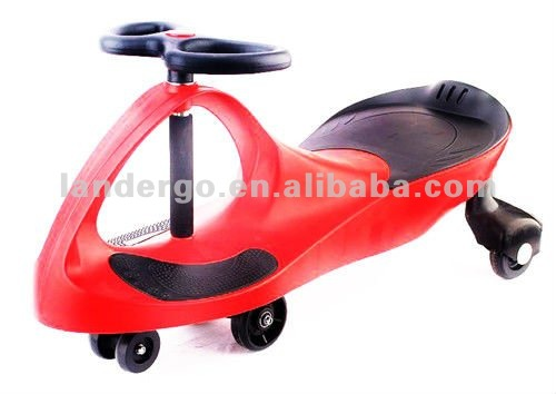 kids swing car plasma scooter wiggle car with max load 120kg