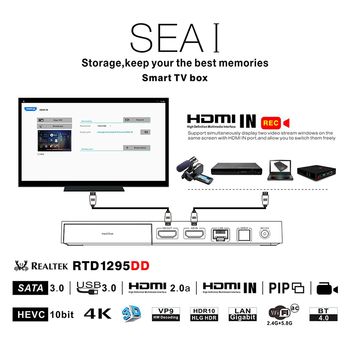 Best Factory Price Customized Packaging Support Sex Porn Av Wifi Bluetouth  Web Browser Internet Tv Box Realtek 1295 Sea I - Buy Web Browser Internet