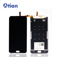 Free Shipping 5.5'' Lcd Display for Vivo V5 Screen LCD Digitizer Replacement Parts for vivo V5 1601 Touch Screen LCD