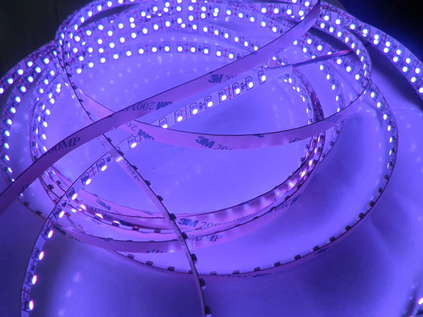 Uv Strip (400-505nm)/blacklight Led Strip Uv 3528 300leds