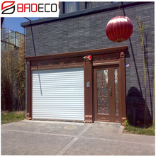 fireproof residence ce approved pu garage door