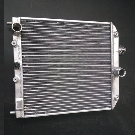 high performance starlet radiator for toyota ep82/ep91 4efte