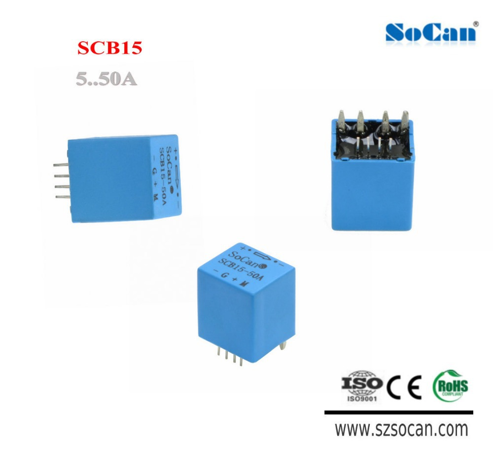 Scb15 Hall Effect Principle 4v Or 10ma Output Current Sensor Relay Sensing Circuit Buy Relayhall Sensorac Transducer Product On