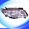 bike headlight/For toyota angel eyes headlight/high power led headlight bulb h7