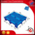Single side esd conductive light duty HDPE 9 feet plastic pallet