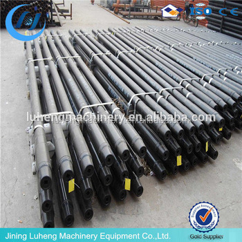 Coal Mining Machinery Parts Geological Spiral Drill Rod/ Drill Pipe