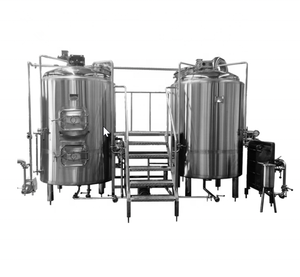 300L 500L Beer Making Machine New Micro Complete Beer Brewing Equipment