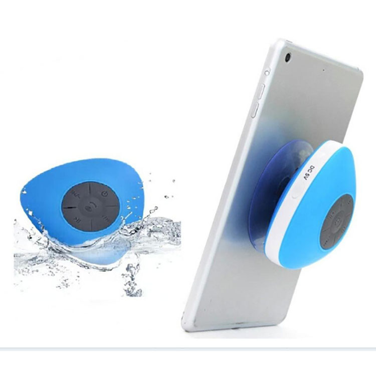 2018 New arrival Free Sample Mini Wireless Big Portable Rechargeable Speaker With Usb/Sd From China