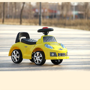Children's four-wheel skating car a toy car for children can carry people