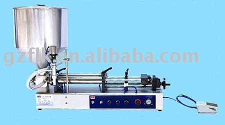 Semi-automatic pnuematic Essential Oils filling machine
