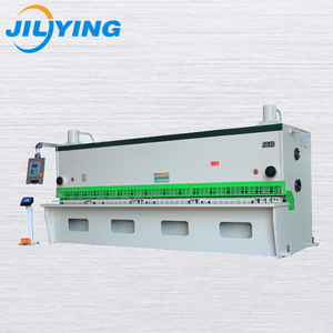 CNC Hydraulic Shearing Machine Treadle Shearing Machine Used for Electrical Appliance