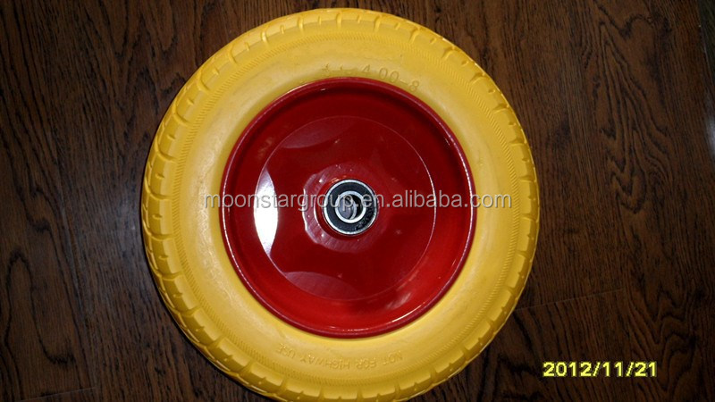 4.00-8 wheel barrow wheels