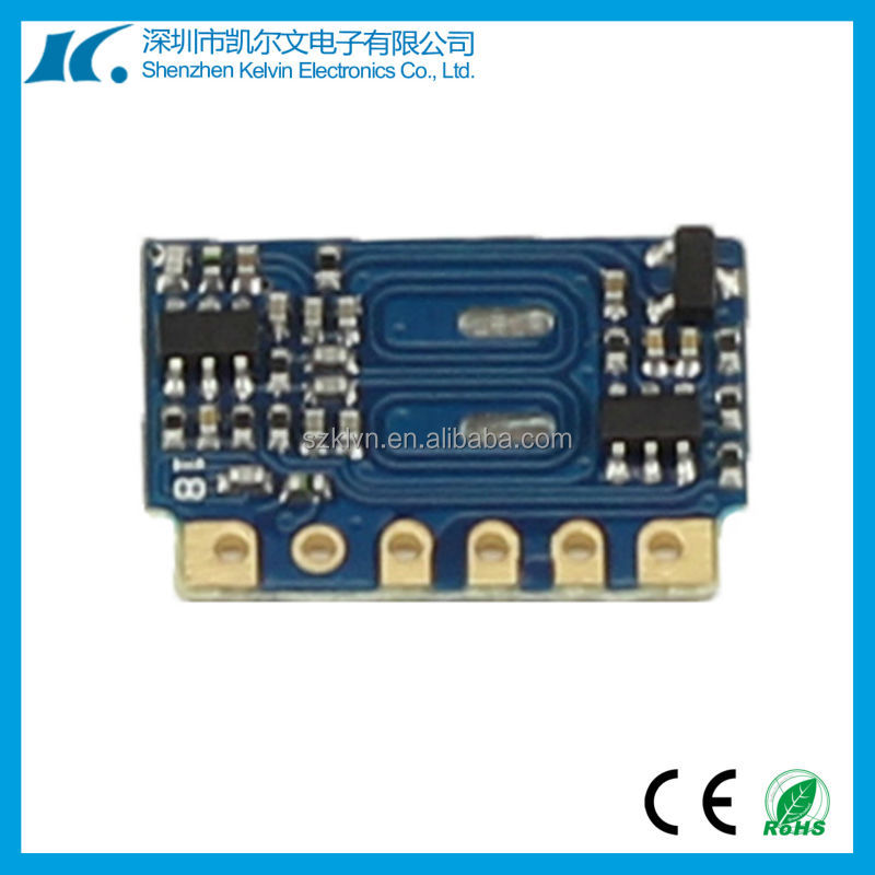 DC5V Low Power 315/433mhz rf data transmitter and receiver KL-CW05A