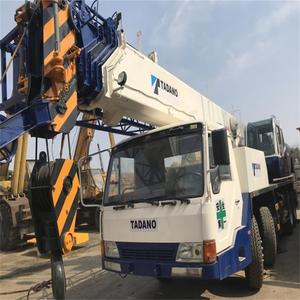 Good working performance, used Japan Tadano 35 ton mobile crane for sale at low price