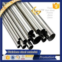 310 high quailty 8k stainless steel pipes price per ton