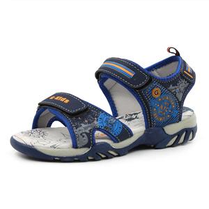 5a4fbcc44585 Comfortable Summer PU Beach TPR Sole Boy kids Sandals