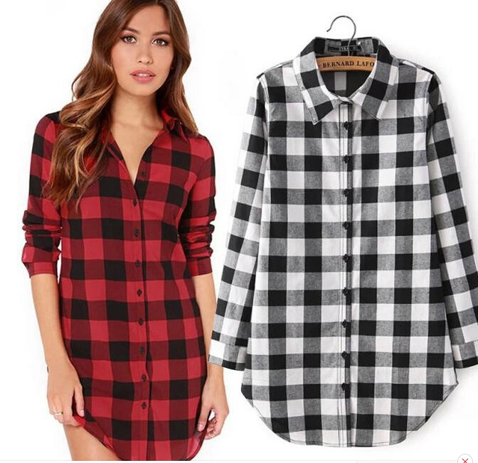 7a5adf358a5efa Shop for womens flannel shirts online at Target. Free shipping on purchases  over $35 and