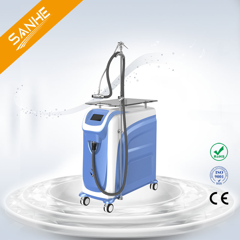 Hot Air Skin Cooling Machine + face Cooler + Skin Cooling Device