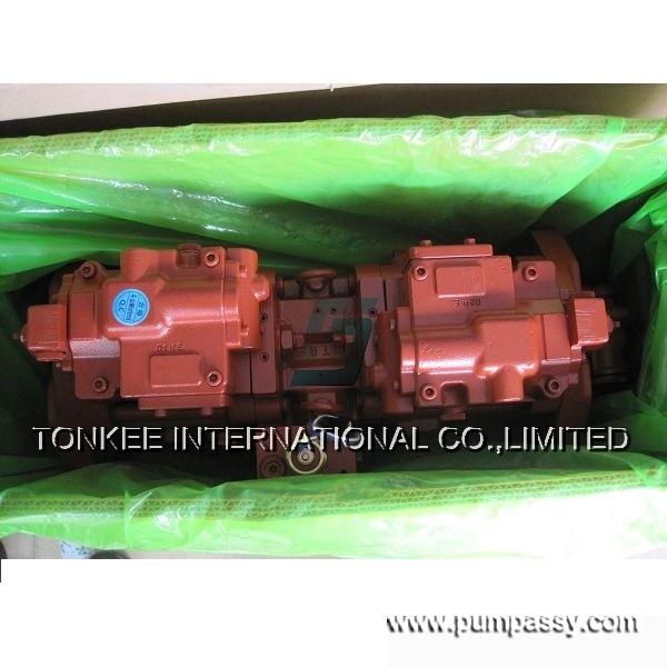 Kawasaki K3V112DT гидравлический Главная насос для экскаватора doosan S220LC-3