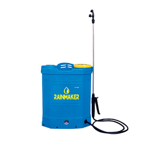 16 liters agricultural battery sprayer for knapsack pump water pesticide fruit tree automatic herbicide weed motorized plant