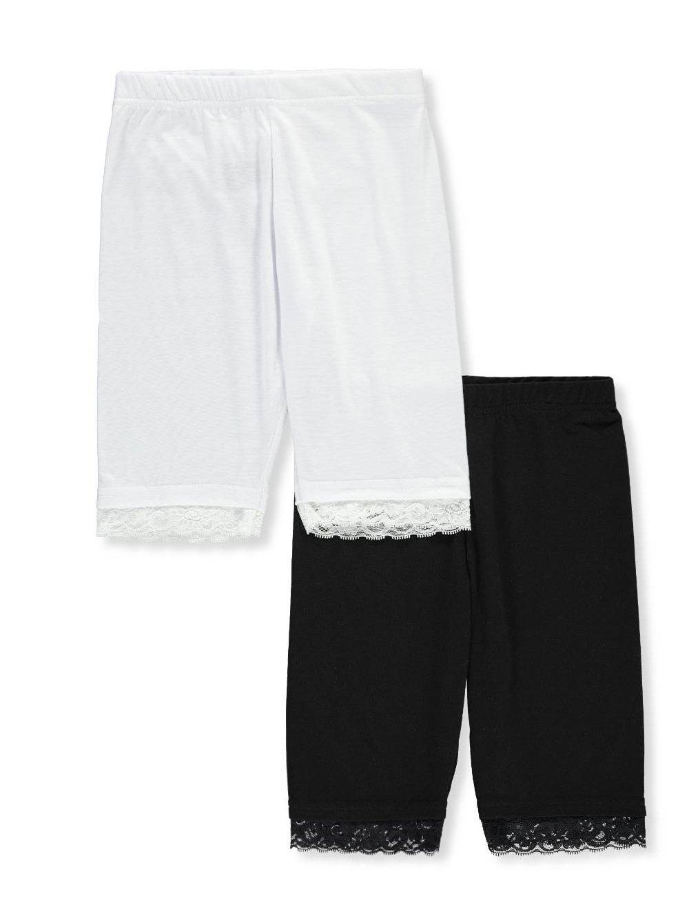 93dfeed5b567 Get Quotations · Dream Star Girls  2-Pack Bike Shorts