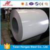 Color coated steel coil/prepainted steel coil/prepainted galvanized steel coil for ppgi roofing sheet