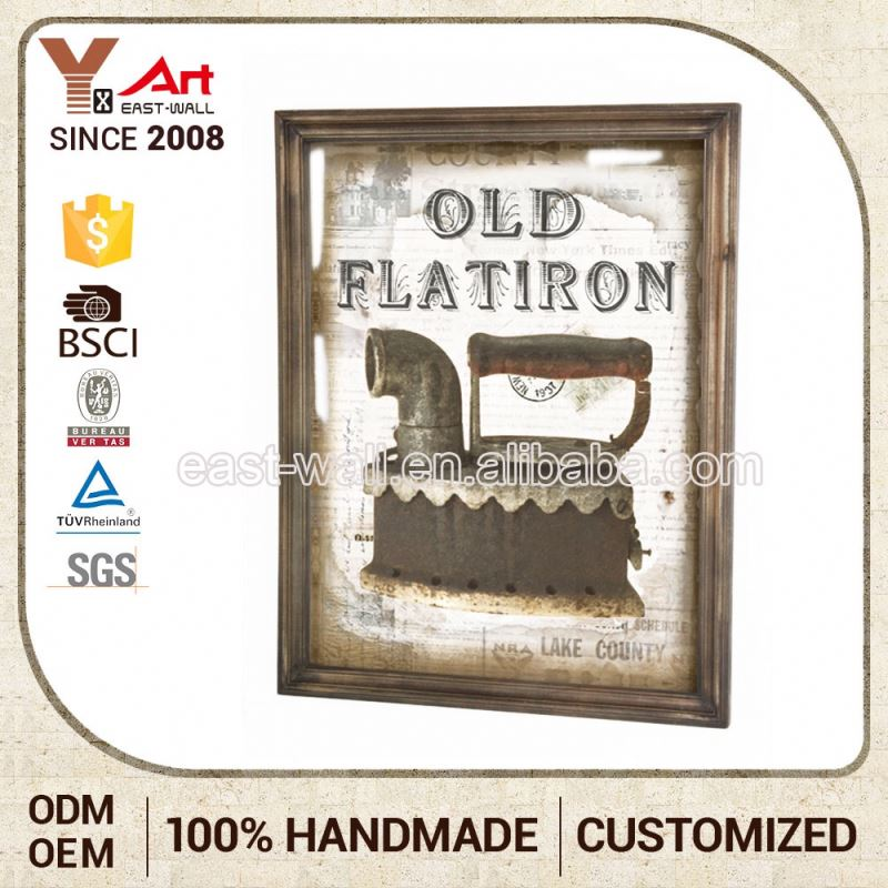 Newest Elegant Top Quality Customization Antique Style Wooden Signs With Sayings