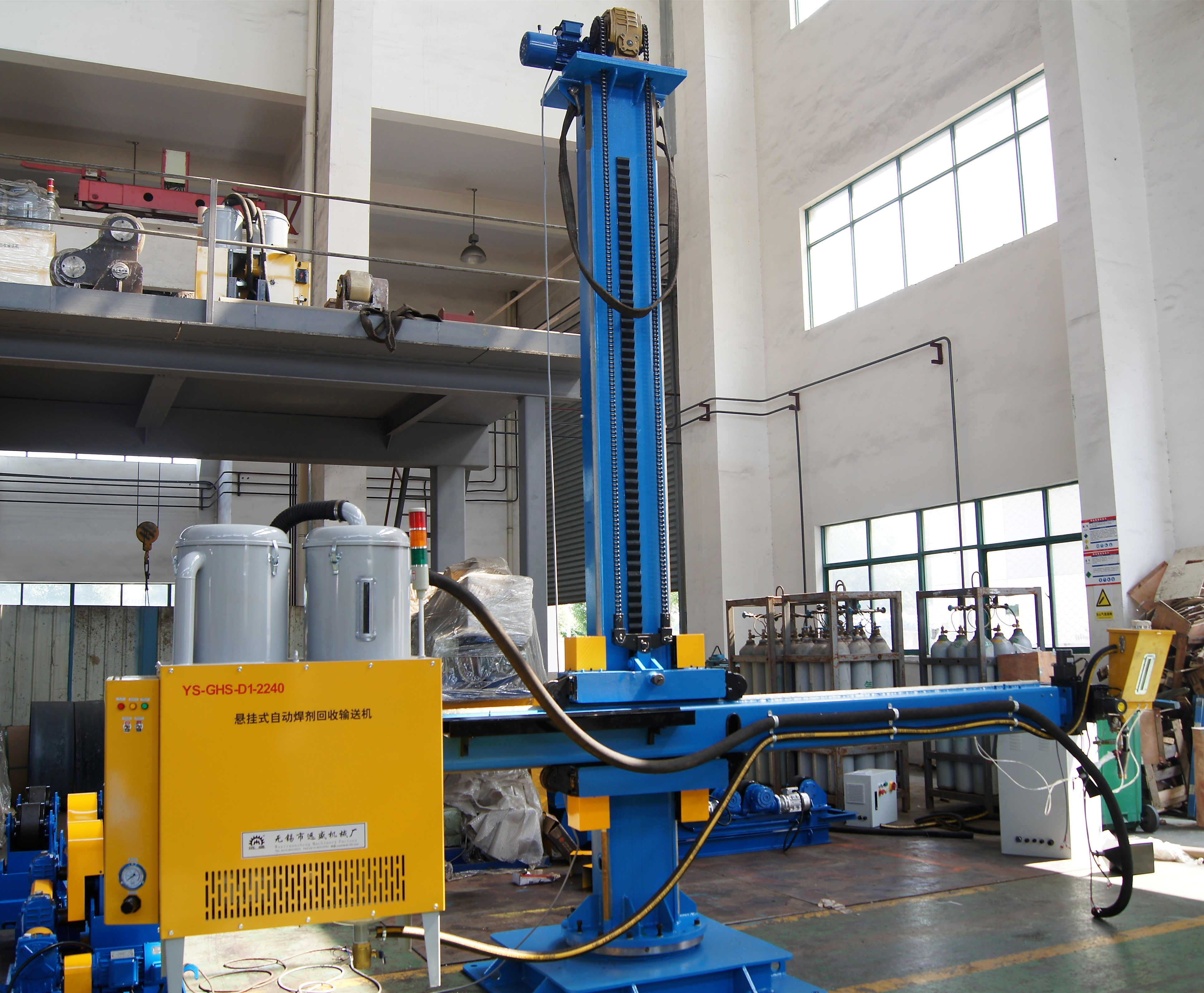 Column Boom Welding Machine Pipe Welding Manipulator - Buy Welding  Column,Column And Boom Manipulator,Pipe Welding Manipulator Product on  Alibaba com