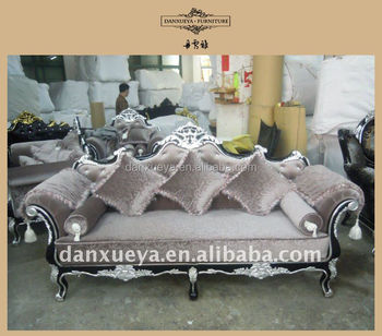 New Style Silver Sofas For Home Room
