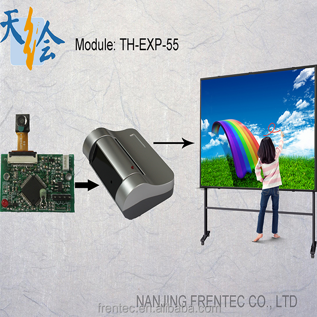 Interactive Whiteboard Solution By Module TH-EXP-55