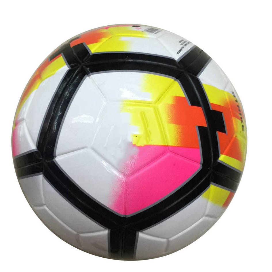 Size 5 size 4 Newest custom print thermal bonded laminated inflatable football match soccer ball