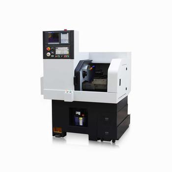 Hc20 ck6140 metalliche di precisione mini tornio cnc 220 v for Mini tornio cnc