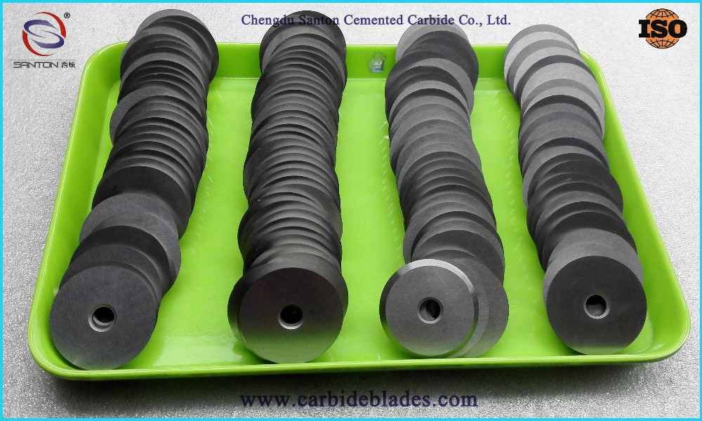 cemented carbide circular saw blade for woodworking