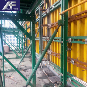 High Quality Core Wall Construction Hydraulic Climbing Formwork Scaffolding System