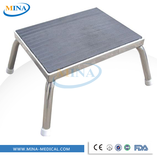 MINAJT003 hospital stainless steel cheap aerobic step