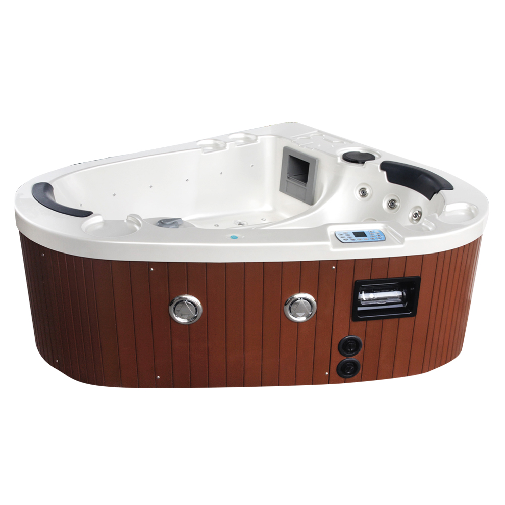 Circulerende bad hs-b3358m aqua jet spa 2 personen outdoor spa