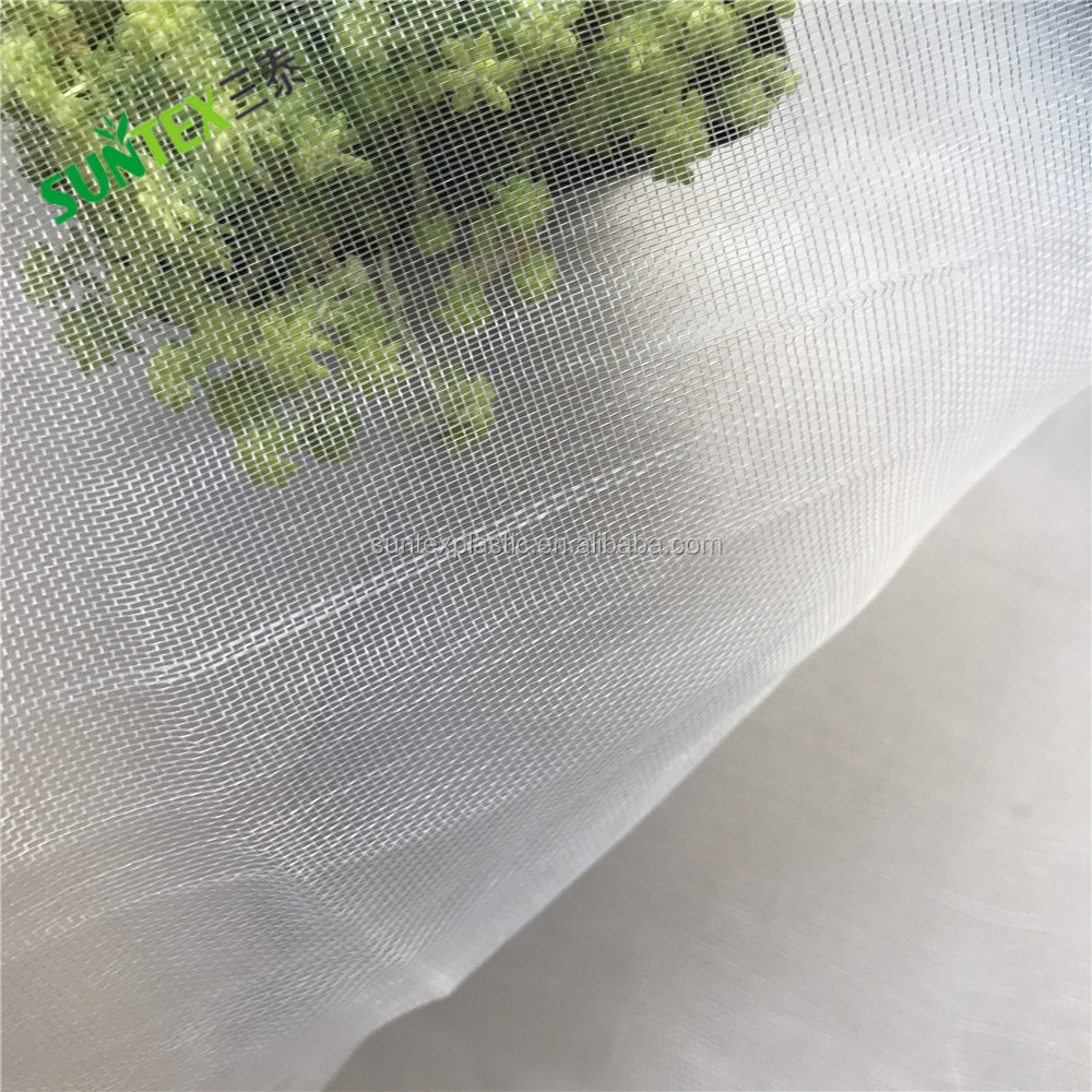uv resistance plastic insect proof mesh/polyethylene insect screen netting/mosquito fly control mesh with cheap price