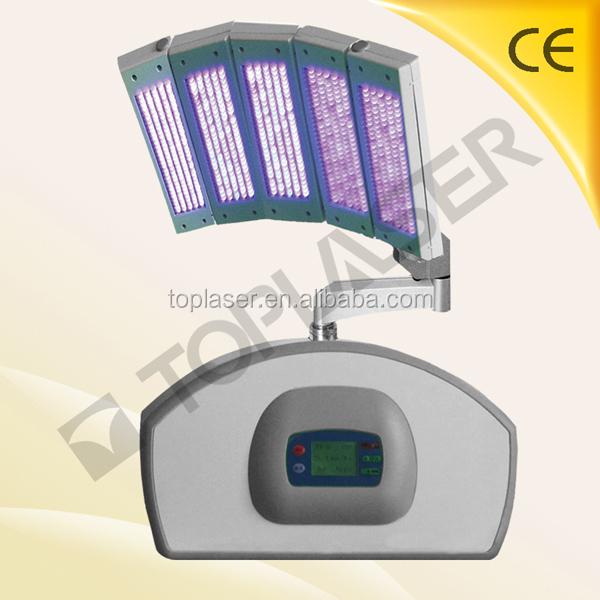 2014 CE approved best quality pdt led facial mask