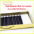 Professional factory mink silk individual eyelash extension false eyelash