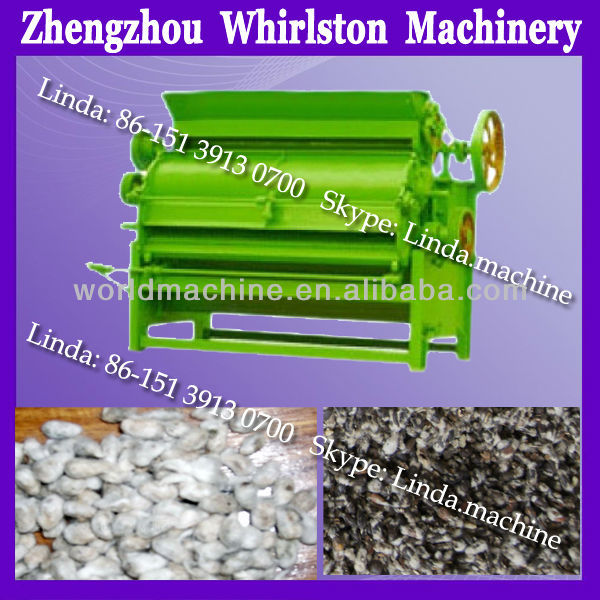 Cotton seed delint machine for black cotton seeds